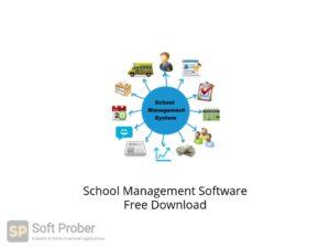 School Management Software Offline Installer Download-Softprober.com