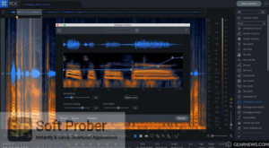 iZotope RX-7 Audio Editor Advanced VST Latest Version Download-Softprober.com
