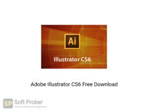 Adobe Illustrator CS6 Offline Installer Download-Softprober.com