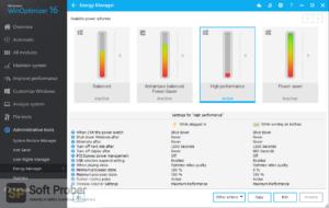 Ashampoo WinOptimizer 16 Latest Version Download-Softprober.com