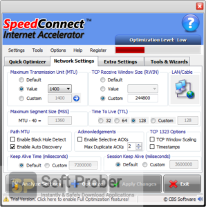 SpeedConnect Internet Accelerator Latest Version Download-Softprober.com