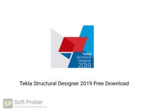 Tekla Structural Designer 2019 Offline Installer Download-Softprober.com