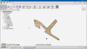 Autodesk Fusion 360 Free Download-Softprober.com