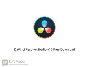 DaVinci Resolve Studio v16 Offline Installer Download-Softprober.com
