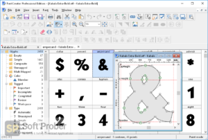 High Logic FontCreator Professional 2020 Free Download-Softprober.com