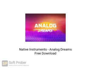 Native Instruments Analog Dreams Offline Installer Download-Softprober.com