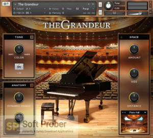Native Instruments The Grandeur (KONTAKT) Direct Link Download-Softprober.com