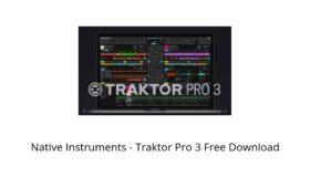 Native Instruments – Traktor Pro 3 Free Download