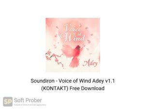 Soundiron Voice of Wind Adey v1.1 (KONTAKT) Offline Installer Download-Softprober.com