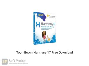 Toon Boom Harmony 17 Offline Installer Download-Softprober.com