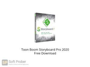 Toon Boom Storyboard Pro 2020 Offline Installer Download-Softprober.com