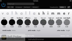 Valhalla DSP Bundle VST Direct Link Download-Softprober.com