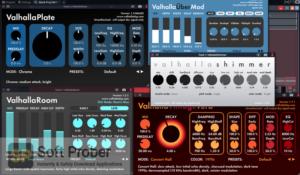 Valhalla DSP Bundle VST Latest Version Download-Softprober.com