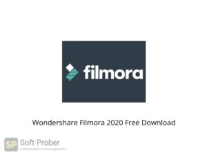 Wondershare Filmora 2020 Offline Installer Download-Softprober.com