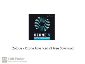 iZotope Ozone Advanced v9 Offline Installer Download-Softprober.com