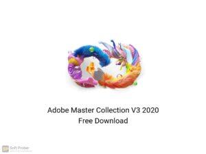 Adobe Master Collection V3 2020 Free Download-Softprober.com