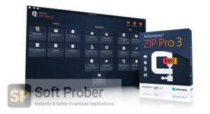 Ashampoo ZIP Pro 3 Offline Installer Download-Softprober.com