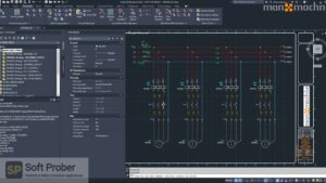 Autodesk AutoCAD Electrical 2021 Latest Version Download-Softprober.com