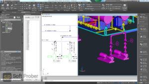 Autodesk AutoCAD Plant 3D 2021 Free Download-Softprober.com