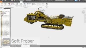 Autodesk Inventor Professional 2021 Free Download-Softprober.com