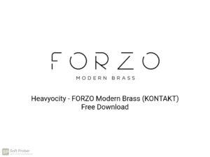 Heavyocity FORZO Modern Brass (KONTAKT) Direct Link Download-Softprober.com