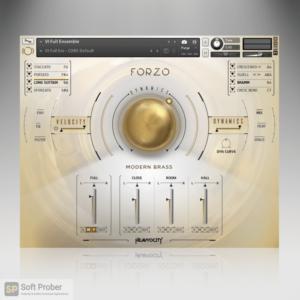 Heavyocity FORZO Modern Brass (KONTAKT) Free Download-Softprober.com