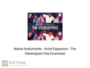 Native Instruments Artist Expansion The Stereotypes Offline Installer Download-Softprober.com