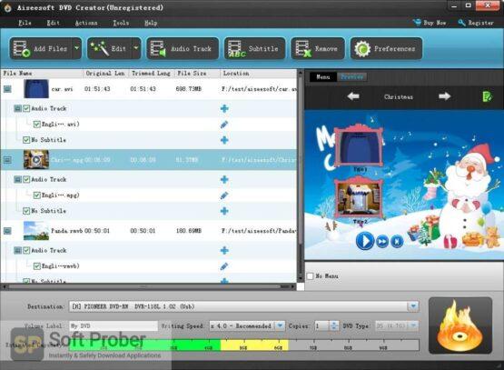 Aiseesoft DVD Creator 5 Latest Version Download-Softprober.com