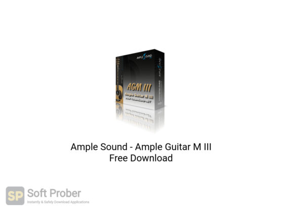 Ample Sound Ample Guitar M III Free Download-Softprober.com