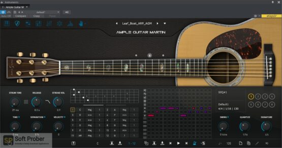 Ample Sound Ample Guitar M III Latest Version Download-Softprober.com