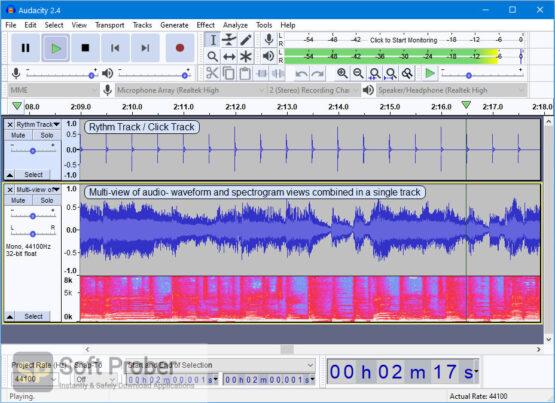Audacity 2 Direct Link Download-Softprober.com