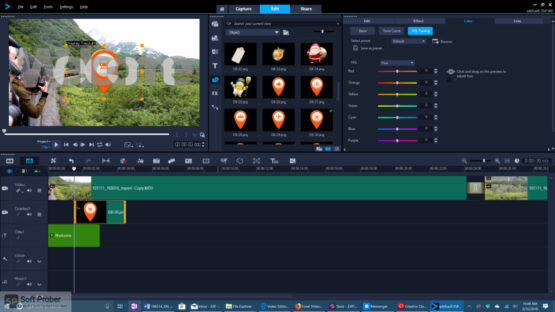 Corel VideoStudio Ultimate 2020 Direct Link Download-Softprober.com