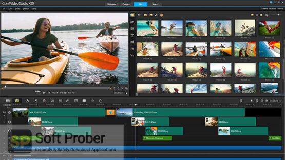 Corel VideoStudio Ultimate 2020 Offline Installer Download-Softprober.com