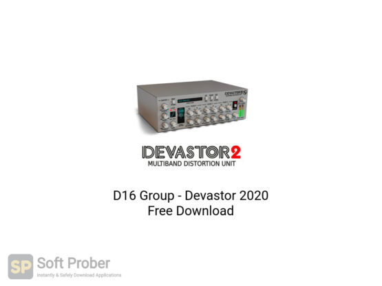 D16 Group Devastor 2020 Free Download-Softprober.com