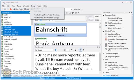 FontExpert 2020 Offline Installer Download Softprober.com