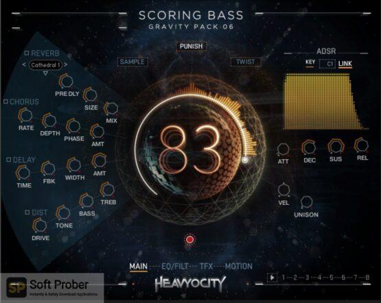 Heavyocity GP06 Scoring Bass 2020 Latest Version Download-Softprober.com