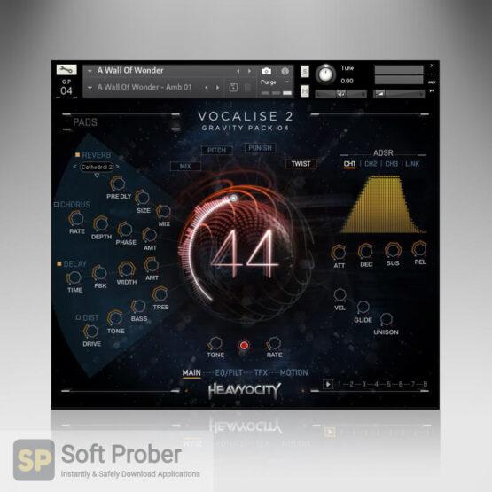 Heavyocity Vocalise Gravity Pack 2 Offline Installer Download-Softprober.com