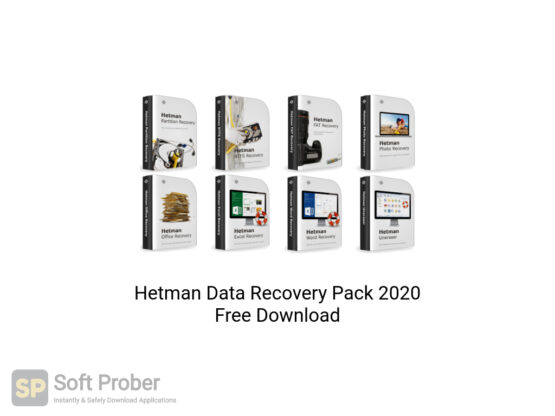 Hetman Data Recovery Pack 2020 Free Download-Softprober.com