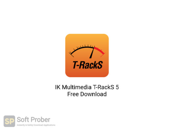 IK Multimedia TRackS 5 Free Download-Softprober.com