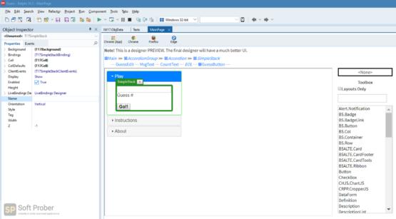 IntraWeb Ultimate Edition 15 Direct Link Download-Softprober.com