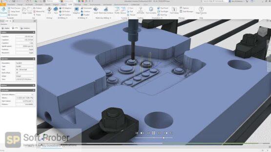 InventorCAM 2020 SP1 HF1 for Autodesk Inventor 2018 2021 Direct Link Download