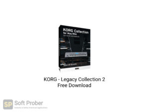KORG Legacy Collection 2 Free Download-Softprober.com