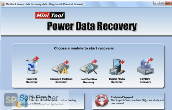 MiniTool Power Data Recovery Direct Link Download-Softprober.com