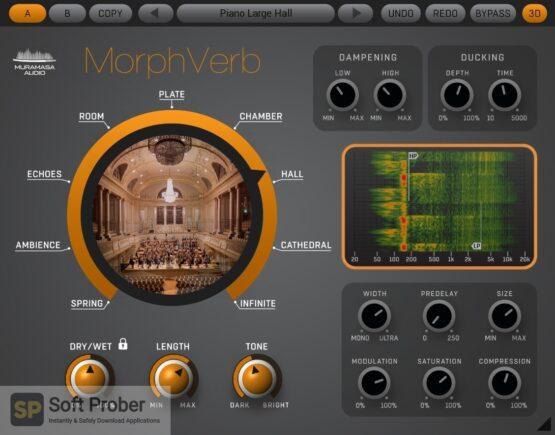 Muramasa Audio MorphVerb 2020 Offline Installer Download-Softprober.com