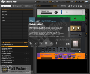 Native Instruments Guitar Rig 5 Direct Link Download-Softprober.com