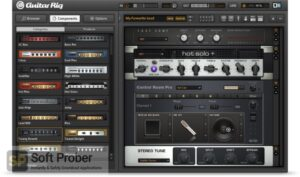 Native Instruments Guitar Rig 5 Latest Version Download-Softprober.com