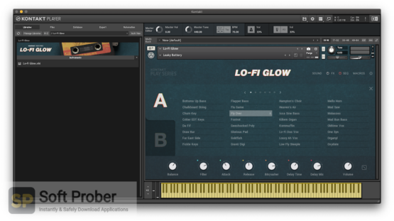Native Instruments LoFi Glow Offline Installer Download-Softprober.com