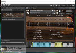 Orange Tree Samples Evolution Flatwound Bass (KONTAKT) Direct Link Download-Softprober.com