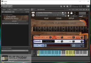 Orange Tree Samples Evolution Flatwound Bass (KONTAKT) Latest Version Download-Softprober.com