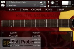 Orange Tree Samples Evolution Modern Nylon Direct Link Download-Softprober.com
